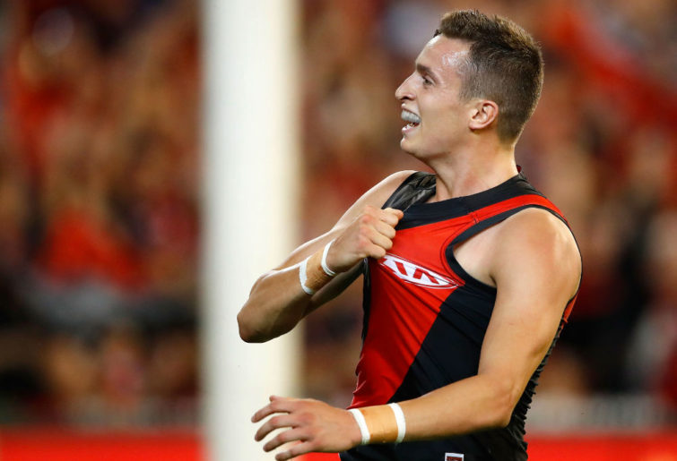 Orazio Fantasia Essendon Bombers AFL 2017