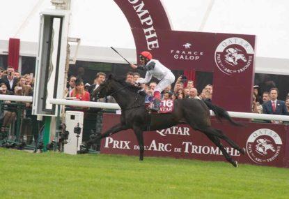 Prix de l'Arc de Triomphe preview: The best horse race in the world