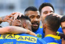 Parra punish Manly, get first win