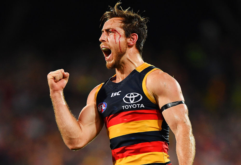 Richard Douglas AFL Adelaide Crows 2017