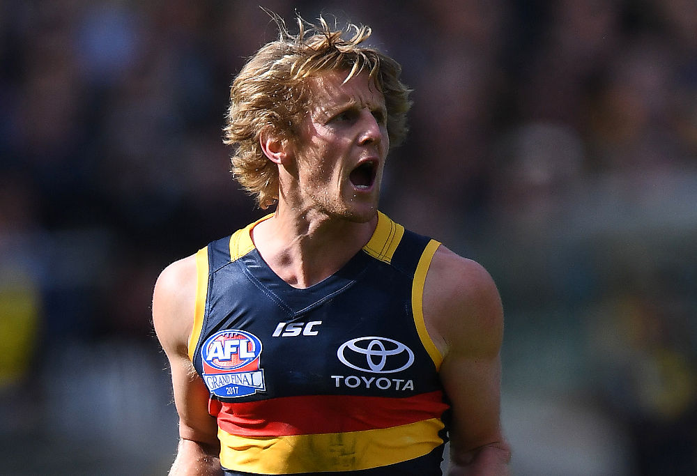 Rory Sloane Adelaide Crows AFL Grand Final 2017