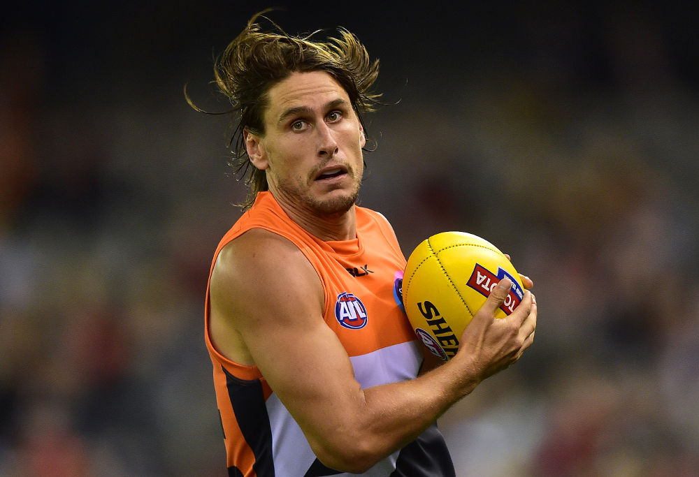 Ryan Griffen GWS Giants AFL