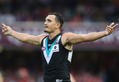 Port Adelaide player of the week: Sam Powell- Pepper