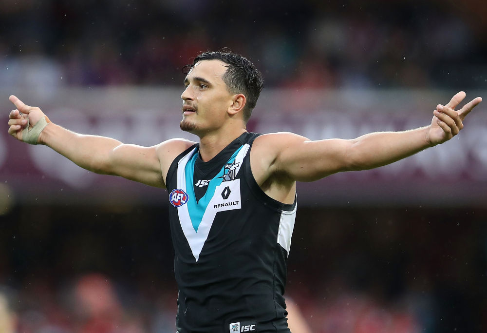 Sam Powell-Pepper Port Adelaide Power 2017
