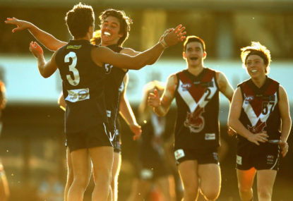 TAC Cup Grand Final: Geelong Falcons vs Sandringham Dragons live scores, blog