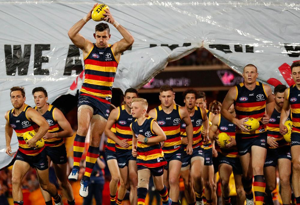 Taylor Walker Adelaide Crows AFL Finals 2017