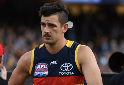 A way-too-early look at the Adelaide Crows in 2018