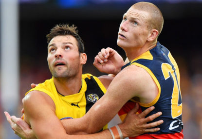 Adelaide's loss hints at secret to success against Richmond