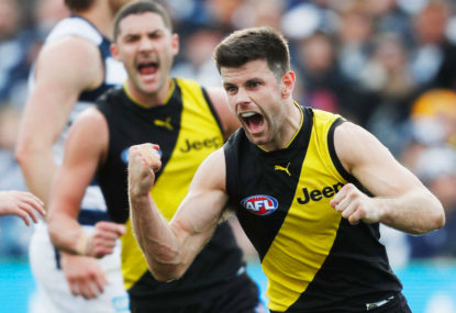 The Cotchin decision was the right decision and we all know it