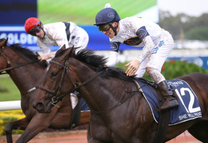 She Will Reign returns at Moir with one eye on Everest