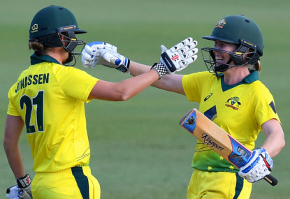 Australia vs England: Women's Ashes First T20 live scores, blog