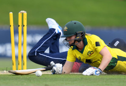 The Gunn show: England bounce back in the second T20