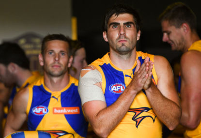 How far can the Eagles go without Andrew Gaff?