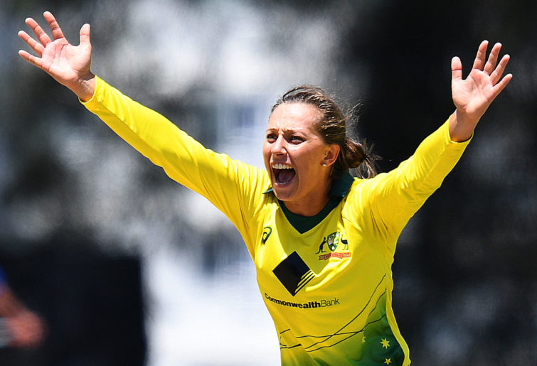Ashleigh Gardner Australia women's cricket