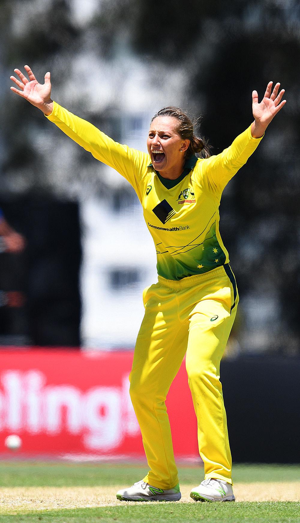 Ashleigh Gardner Australia women's cricket tall