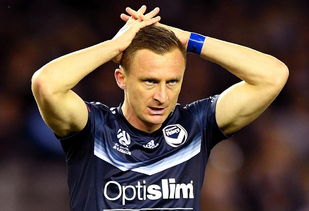 Besart Berisha Melbourne Victory
