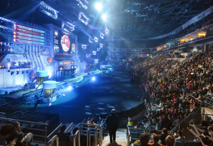 A dud knockout stage made the London Major more of a 'meh-jor'