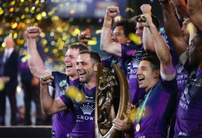 A bandwagoner's guide to the 2018 NRL finals