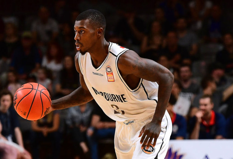 Casey Prather Melbourne United NBL