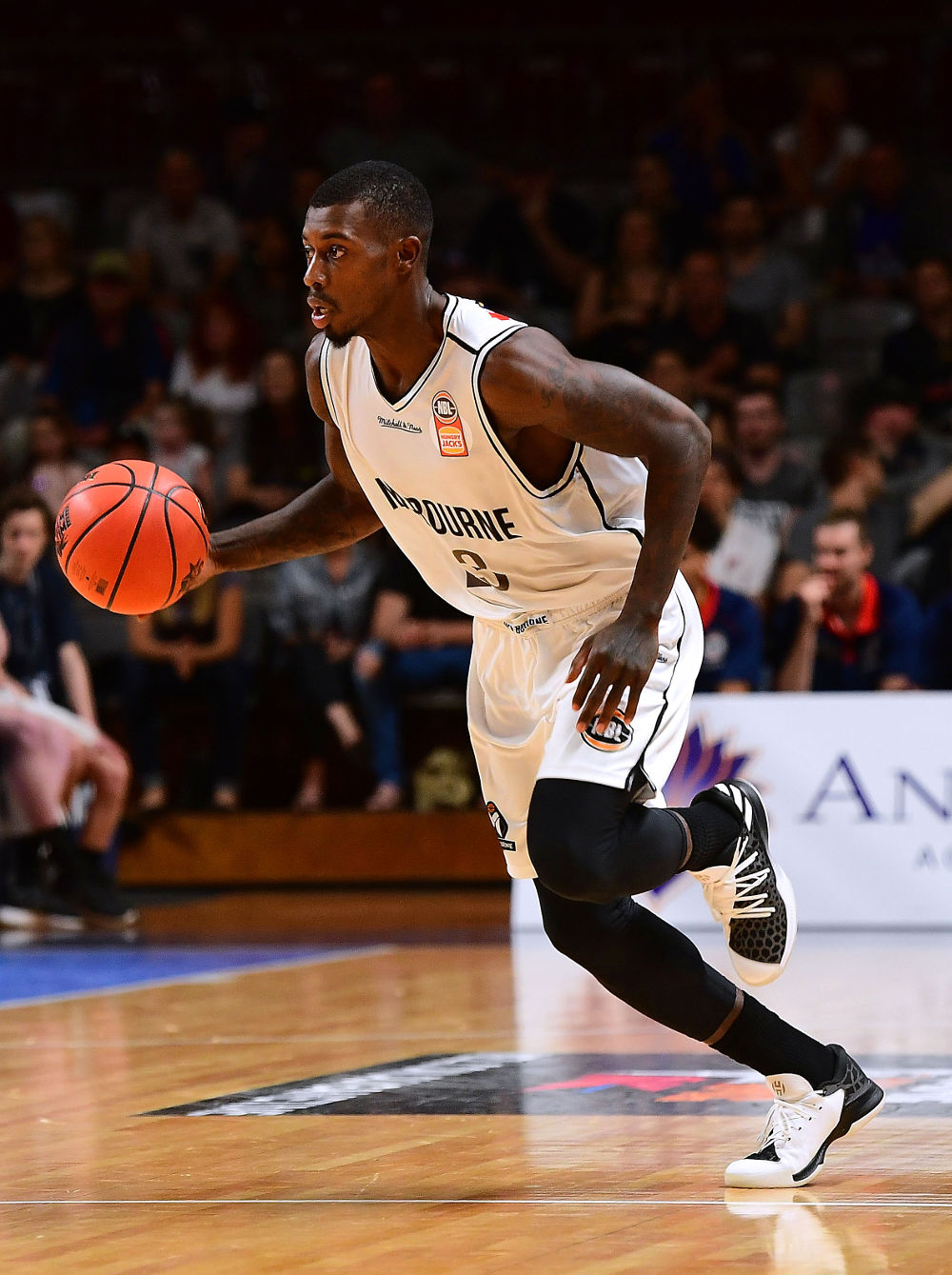 Casey Prather Melbourne United NBL tall