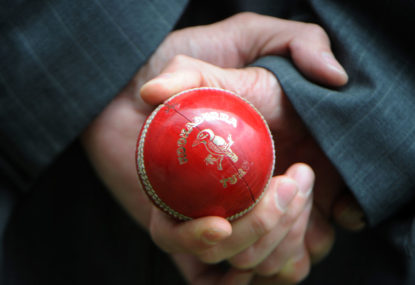 Want an end to ball tampering? Try improving the ball