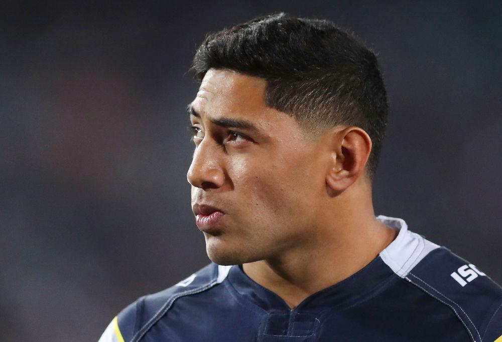 Jason Taumalolo North Queensland Cowboys NRL Rugby League Grand Final 2017