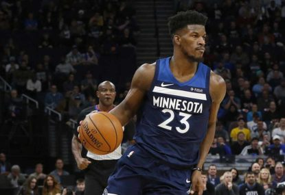 The impact of the Jimmy Butler trade on Australia