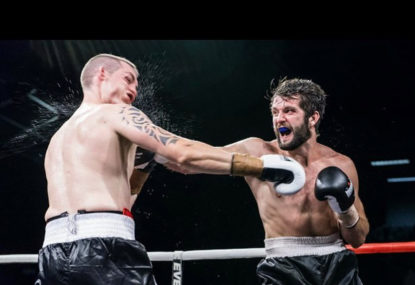 The long and winding road to professional boxing