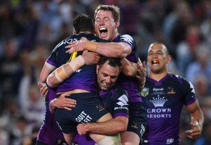 Weekend wrap of NRL vs Super League games