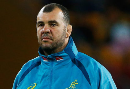 Cheika persists with 'Plan A' and why Rugby Australia won't step in