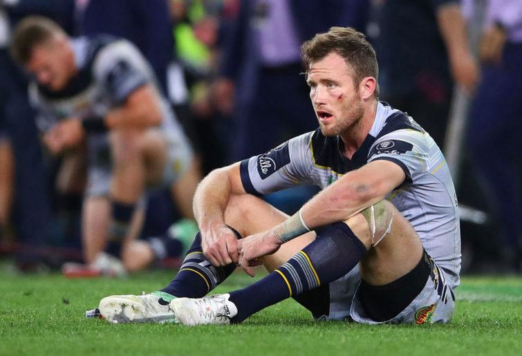 Gavin Cooper North Queensland Cowboys NRL Rugby League Grand Final 2017