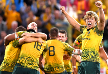 The Spirit of the Wallaby renewed