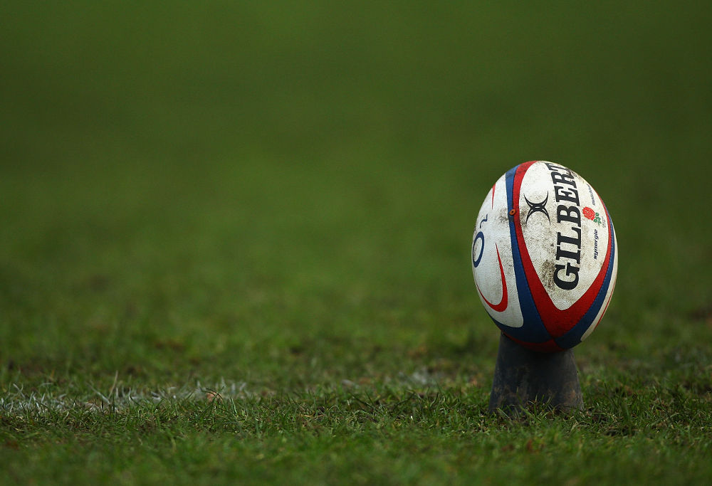 Rugby Union ball generic