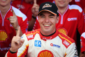 Scott McLaughlin's time for glory in Supercars is still to come