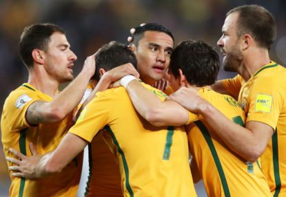Tim Cahill is our greatest Socceroo, and he deserves a fitting farewell