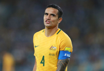Cahill the answer to the Socceroos' scoring problems