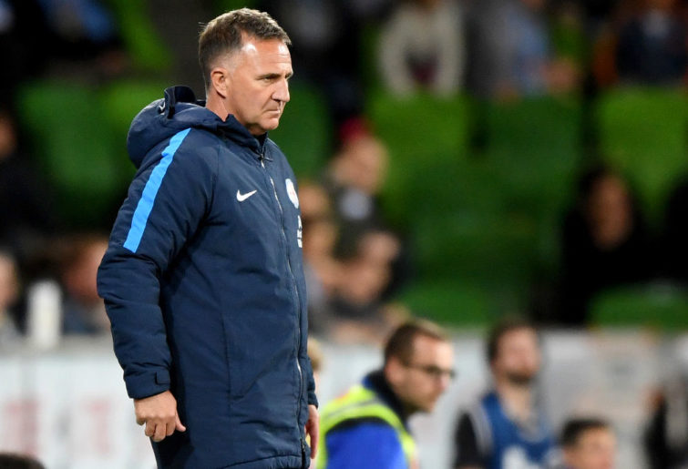 Warren Joyce Melbourne City A-League Football