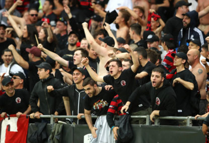 The Wanderers' dwindling fan base proves why they're Sydney's second team