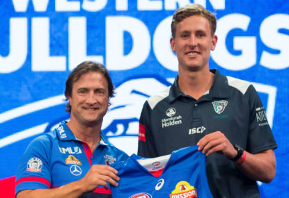 Bulldogs coach Beveridge signs big extension