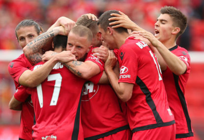 Adelaide United must increase crowds to warrant a new stadium