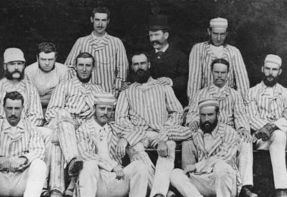 The very first Test match revisited: Australia vs England 'live' blog, Day 4, March 19, 1877