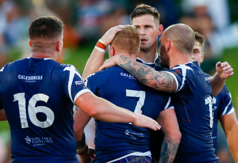 Former Roosters player gets Scotland call up for potential meeting with boyhood hero Cooper