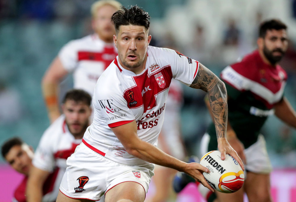 Gareth Widdop England Rugby League World Cup 2017