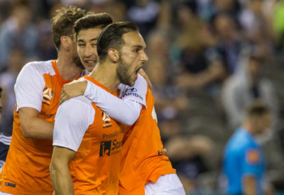 Brisbane Roar vs Perth Glory: A-League live scores, blog