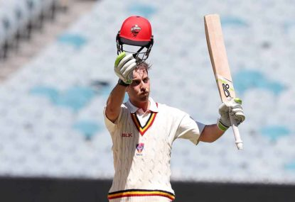 Marcus Harris and Jake Lehmann stake early claims for Test selection