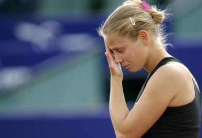 Sport needs to face domestic violence