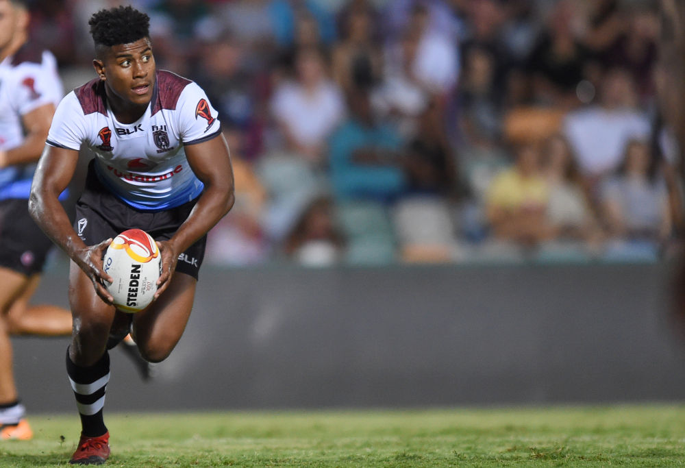 Joe Lovodua Fiji Rugby League World Cup 2017