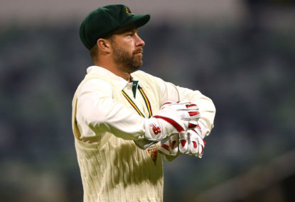 Ashes axe to leave Wade's career on rocks