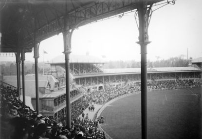 The very first Test match revisited: Australia vs England 'live' blog, Day 3, March 17, 1877
