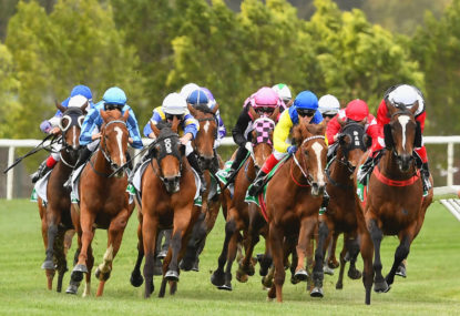 The mounting Yard: 21st April Ballarat preview